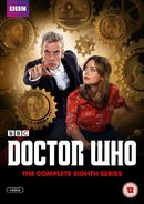 Complete 8th Series UK Cover
