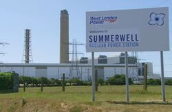 Summerwell Nuclear Power Station