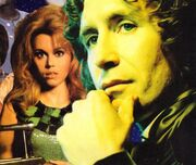 Jane Fonda Iris & Eighth Doctor