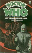 Monster of Peladon novel