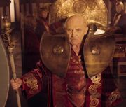 Rassilon in Hell Bent