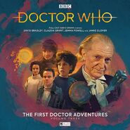 The First Doctor Adventures Volume Three