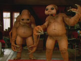 Slitheen-Blathereen family