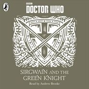 Sirgwain and the Green Knight audiobook cover