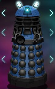 Dalek Hack Blue