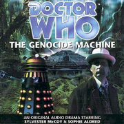 The Genocide Machine cover