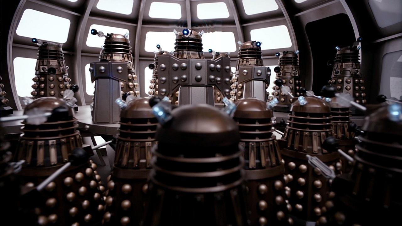 New Dalek Paradigm Tardis Fandom Powered By Wikia