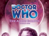 Doctor Who script books