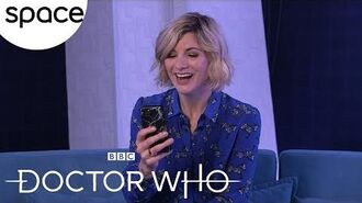 Doctor Who's Jodie Whittaker Reads Your Fan Comments