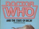 Doctor Who and the State of Decay (novelisation)