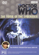 The Tomb of the Cybermen DVD Australian cover