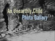 An Unearthly Child Photo Gallery