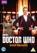Deep Breath UK DVD Cover