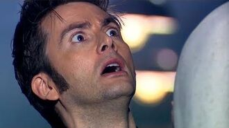 Donna Noble Has Left The Library - Silence In The Library - Doctor Who - BBC