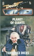 Planet of Giants novel