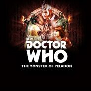 BBCstore The Monster of Peladon cover