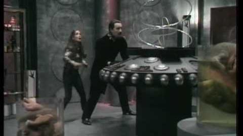 Doctor Who - Will the Master and the Rani escape? - Mark of the Rani - BBC