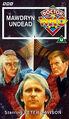 Mawdryn Undead VHS UK cover