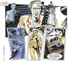 Renaissance of the Daleks