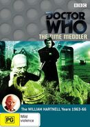 The Time Meddler AUS DVD