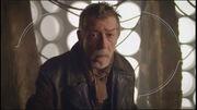 War Doctor in TARDIS