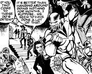 Captain Britain & the Avengers