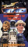 Remembrance of the daleks novel