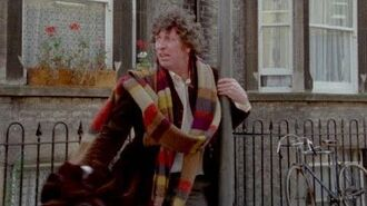 The Fourth Doctor's Bike Chase Shada Doctor Who BBC