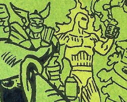 Thor TI Death's Head