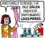 Doctor Who DWM 179