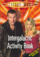Intergalactic Activity Book