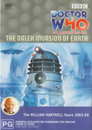 The Dalek Invasion of Earth dvd