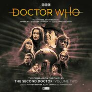The Second Doctor Volume Two (audio anthology)