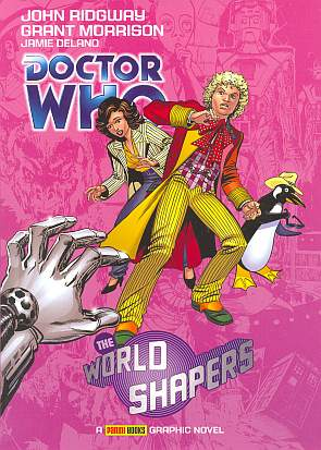 Doctor Who komiks