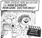 Doctor Who DWM 116