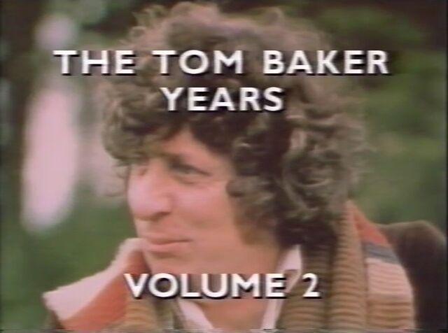 File:The Tom Baker Years Volume 2 title card.jpg