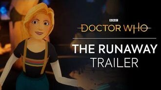 FIRST LOOK The Runaway VR Trailer Doctor Who