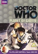 Planet of Giants DVD Cover
