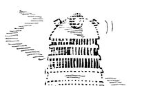 Regeneration of a Dalek