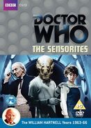 TheSensorites UK DVD