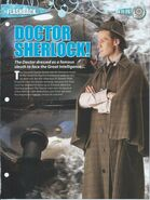 DWDVDF FB 142 Doctor Sherlock!