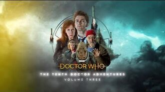 OUT NOW The Tenth Doctor and Donna are back - DoctorWho Tenth Doctor Adventures Volume 3