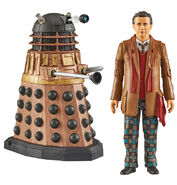 The Seventh Doctor & Axis Strike Squad Dalek