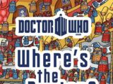 Where's the Doctor? (activity book)