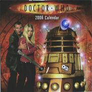 2006 Doctor Who Calendar