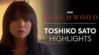 Toshiko Sato Highlights Torchwood