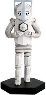 DWFC White Robot figurine