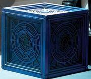 Blue Osgood Box