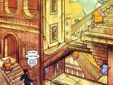 Run, Doctor, Run (comic story)