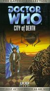 City of Death VHS US Gateway Collection cover